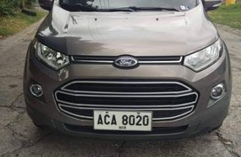 Sell 2nd Hand 2014 Ford Ecosport Automatic Gasoline at 41000 km in Las Piñas