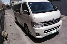 Sell 2nd Hand 2012 Toyota Hiace Automatic Diesel at 80000 km in Malabon