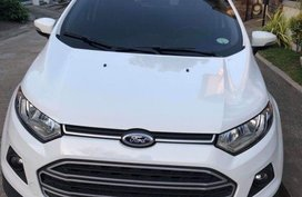 2nd Hand Ford Ecosport 2015 for sale in Marilao