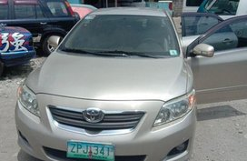 Selling 2nd Hand Toyota Altis 2008 Automatic Gasoline at 90000 km in Pasay
