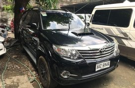 2nd Hand Toyota Fortuner 2015 for sale in Quezon City