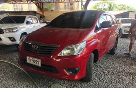 2nd Hand Toyota Innova 2016 Manual Diesel for sale in Quezon City