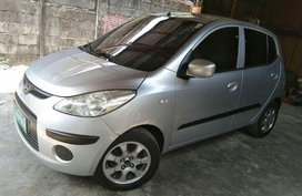 Hyundai I10 2009 Manual Gasoline for sale in Angeles