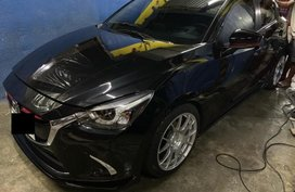 2nd Hand Mazda 2 2017 for sale in Parañaque