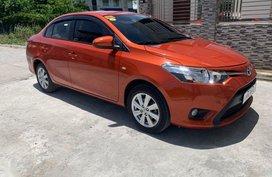 Selling Toyota Vios 2017 Automatic Gasoline in San Fernando