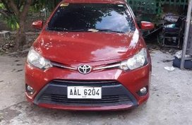 Sell 2nd Hand 2014 Toyota Vios Automatic Gasoline at 110000 km in Binangonan
