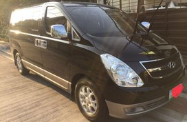 Selling Hyundai Grand Starex 2009 in Quezon City