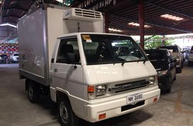 Mitsubishi L300 2016 Van Manual Diesel for sale in Quezon City