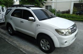 Selling Toyota Fortuner 2010 Automatic in Quezon City