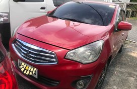 Selling Mitsubishi Mirage G4 2017 Gasoline at 27000 km