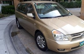 2010 Kia Carnival Automatic Diesel at 69000 km for sale