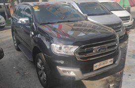 2nd Hand Ford Everest 2017 at 30000 km for sale in Manila