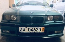Selling 2nd Hand Bmw 320I 1998 in Quezon City