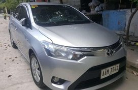 Selling Toyota Vios 2014 Automatic Gasoline in Pasig