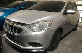2nd Hand Chevrolet Sail 2017 for sale in Quezon City