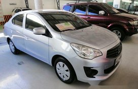 Silver Mitsubishi Mirage G4 2014 for sale in San Francisco