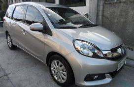 Selling Honda Mobilio 2015 in San Fernando