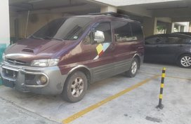 2nd Hand Hyundai Starex 1999 Automatic Diesel for sale in Pasig