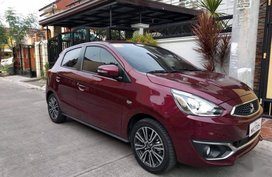 Mitsubishi Mirage 2016 Hatchback Manual Gasoline for sale in Cainta