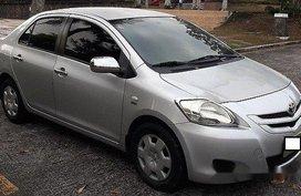Silver Toyota Vios 2008 at 150000 km for sale in Dasmariñas