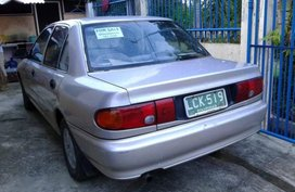 2nd Hand Mitsubishi Lancer 1994 Manual Gasoline for sale in Davao City