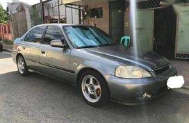 Selling 2nd Hand Honda Civic 1999 Automatic Gasoline at 123000 km in Marikina