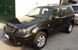 2nd Hand Ford Escape 2008 Automatic Gasoline for sale in Makati
