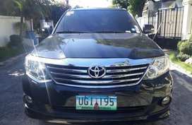 2012 Toyota Fortuner for sale in Las Piñas