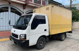 Selling 2nd Hand Kia Kc2700 2003 Van Manual Diesel at 80000 km in Manila