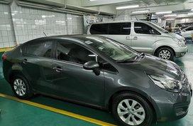 Sell 2012 Kia Rio Sedan Automatic Gasoline at 52000 km in Quezon City