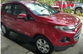 Selling Ford Ecosport 2015 Automatic Gasoline in Cebu City