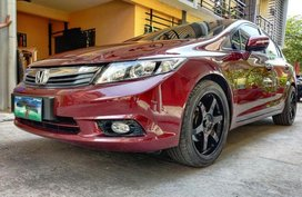 Selling Honda Civic 2012 Automatic Gasoline in Mandaluyong