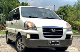 Hyundai Grand Starex 2007 Automatic Diesel for sale in Quezon City