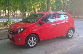 Selling 2nd Hand Toyota Wigo 2017 in Talisay