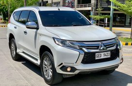 Selling Mitsubishi Montero Sport 2017 Automatic Diesel in Cebu City