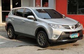 2013 Toyota Rav4 for sale in Quezon City