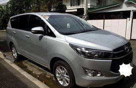 2nd Hand Toyota Innova 2017 Automatic Diesel for sale in Parañaque