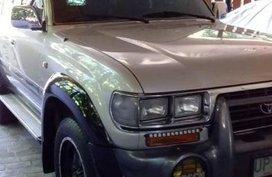 Selling 2nd Hand Toyota Land Cruiser 1998 in Muntinlupa