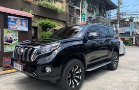 2nd Hand Toyota Land Cruiser Prado 2015 at 29000 km for sale
