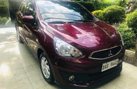 Selling Mitsubishi Mirage 2017 at 20000 km in Quezon City