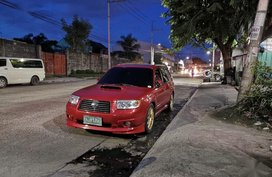 2nd Hand Subaru Forester 2008 for sale in Quezon City