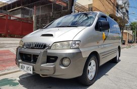 Hyundai Starex 2001 Manual Diesel for sale in Quezon City