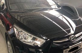 Selling Hyundai Accent 2018 Manual Diesel in Quezon City