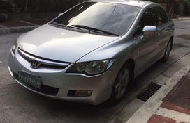 Honda Civic 2008 Automatic Gasoline for sale in Quezon City