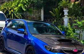 Subaru Wrx Sti 2009 Manual Gasoline for sale in Mandaue