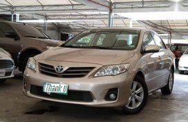 2nd Hand Toyota Altis 2012 Automatic Gasoline for sale in Manila