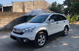Selling Honda Cr-V 2008 Manual Gasoline in Concepcion