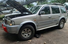 2004 Ford Everest for sale in Davao City