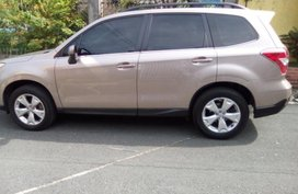Selling 2nd Hand Subaru Forester 2013 in Meycauayan