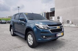 Selling Chevrolet Trailblazer 2017 at 9000 km in Quezon City